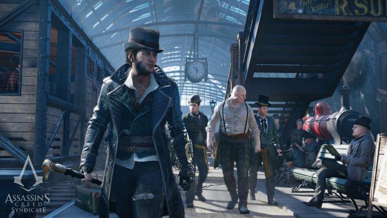 Novo trailer de Assassin's Creed Syndicate quer acabar com a opressão