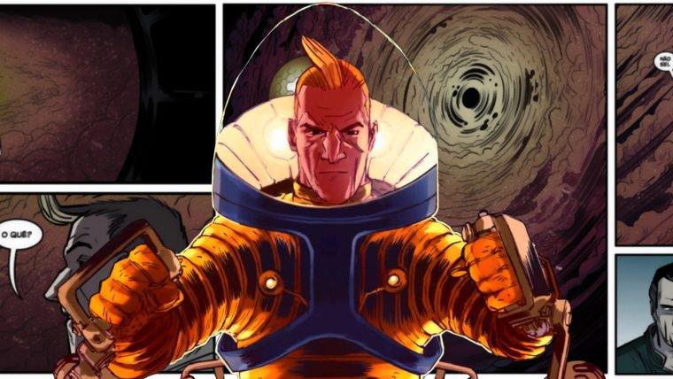 Astronauta e a singularidade de Sidney Gusman!