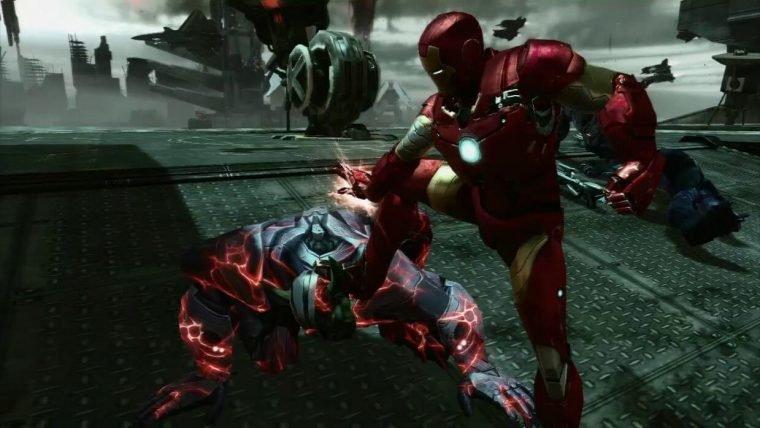 Vídeo mostra o jogo cancelado dos Vingadores da THQ