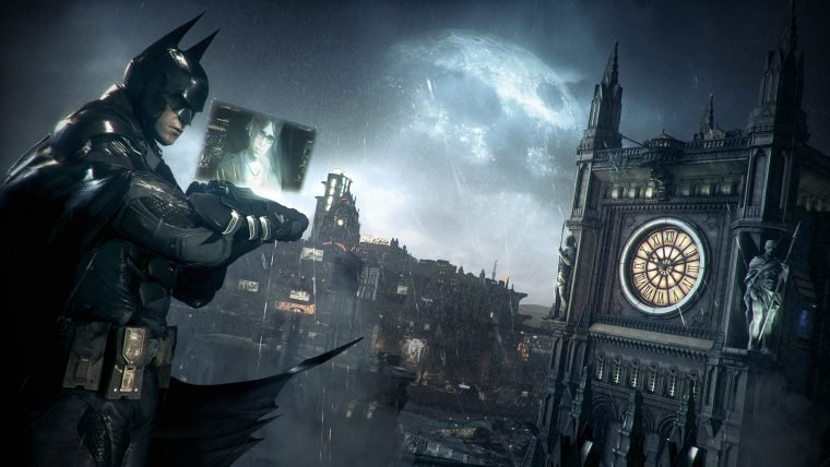 Jogue como o diretor de Batman: Arkham Knight