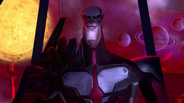 Gearbox apresenta o vilão de Battleborn