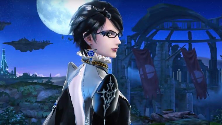 Bayonetta será a última personagem de Super Smash Bros.