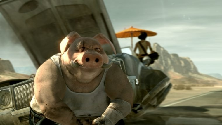 Seria Beyond Good and Evil 2?