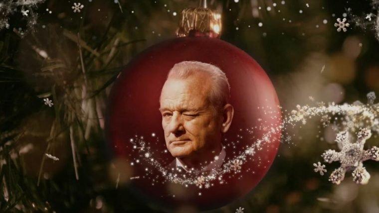 Bill Murray canta com convidados no trailer de A Very Murray Christmas