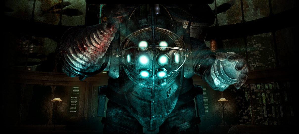 Capa de BioShock: The Collection surge online
