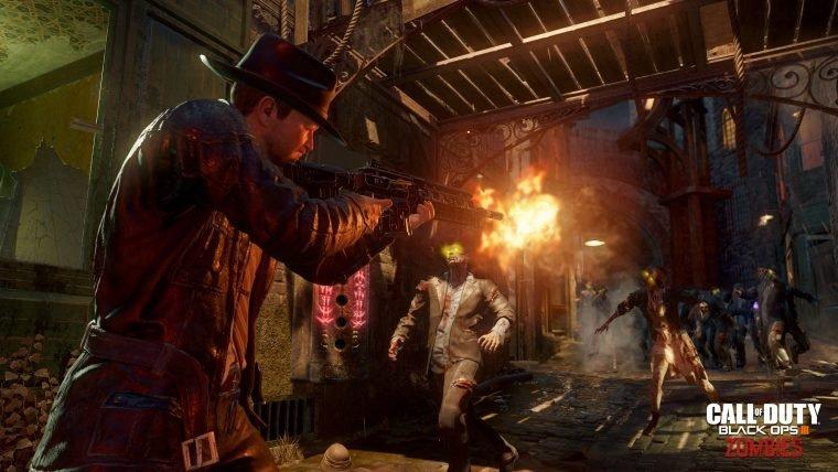 Vídeo apresenta os personagens do modo Zombies de Call of Duty: Black Ops 3
