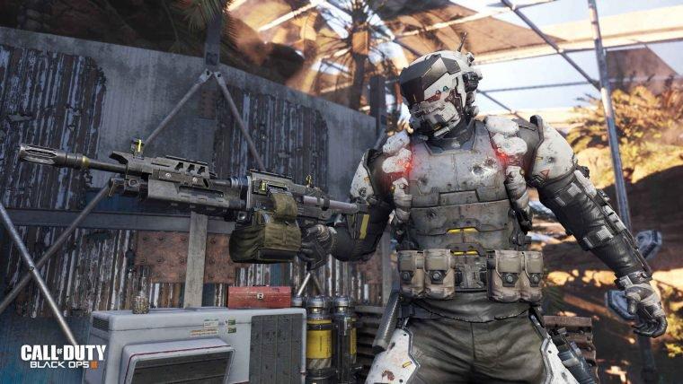 Teaser mostra novo mapa de Call of Duty: Black Ops 3