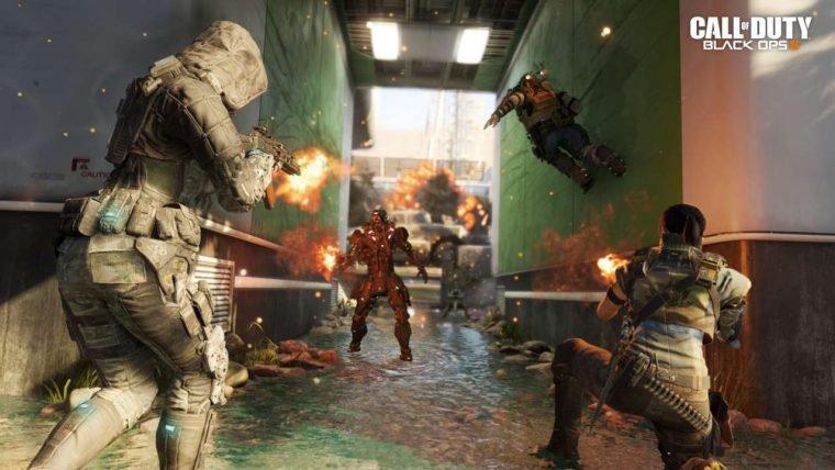 Multiplayer de Call of Duty: Black Ops 3 agora é vendido separadamente no Steam