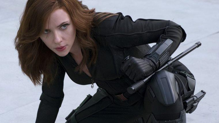 Viúva Negra é a favorita dos fãs para um filme solo na Marvel