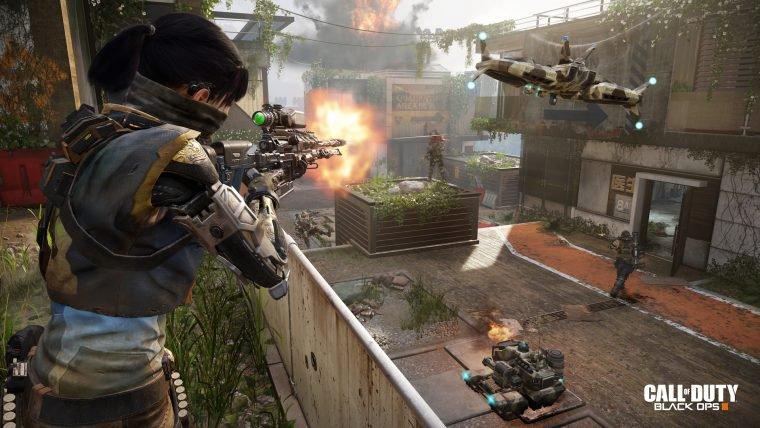 Beta de Call of Duty: Black Ops 3 pesa 15GB, terá sete modos de jogo