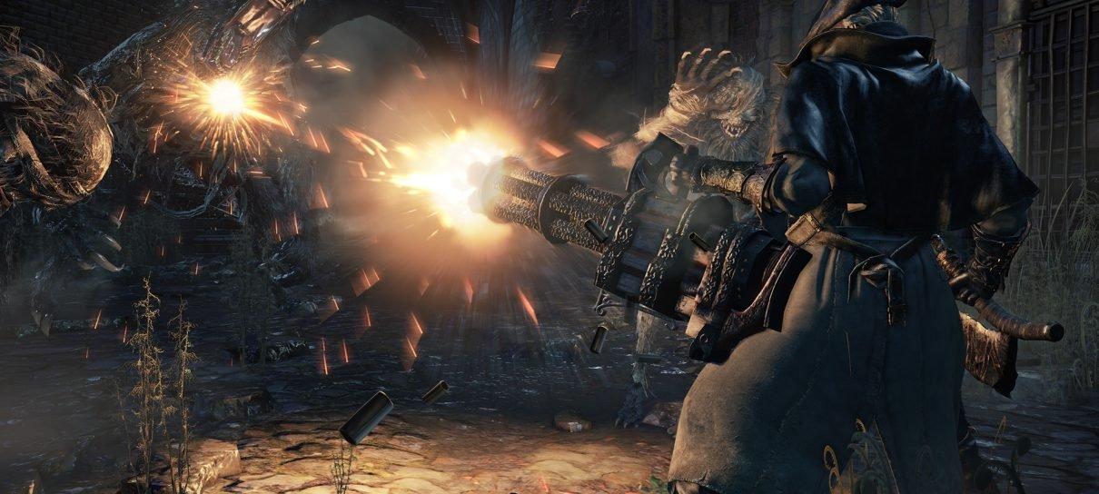 Nova atualização prepara Bloodborne para a expansão Old Hunters