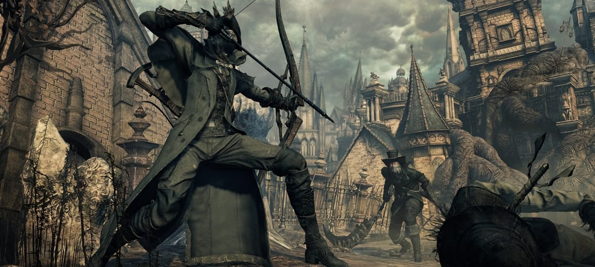 The Old Hunters é a primeira expansão de Bloodborne