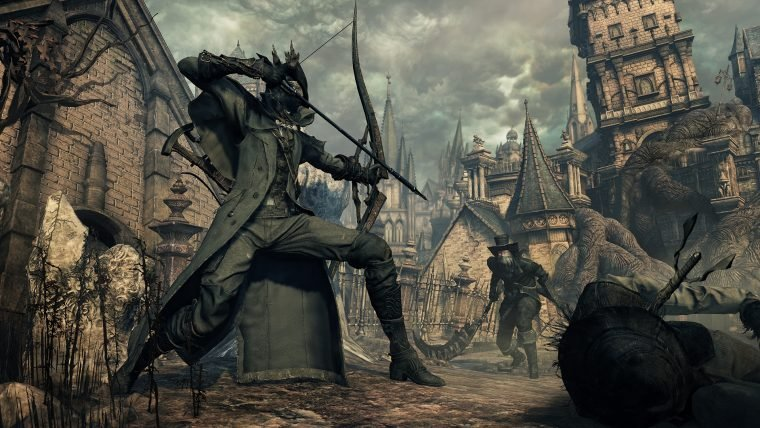 The Old Hunters é a primeira expansão de Bloodborne