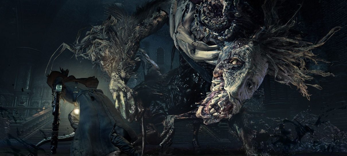 Originalmente, Bloodborne: The Old Hunters ia ser dois DLCs diferentes