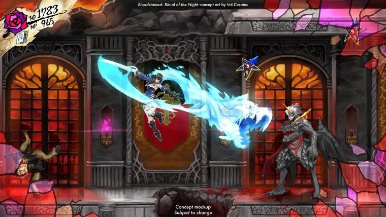Bloodstained se torna o jogo com maior financiamento na história do Kickstarter