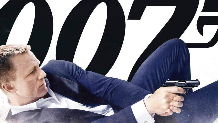 Filmagens de 007 Contra SPECTRE chegam ao fim