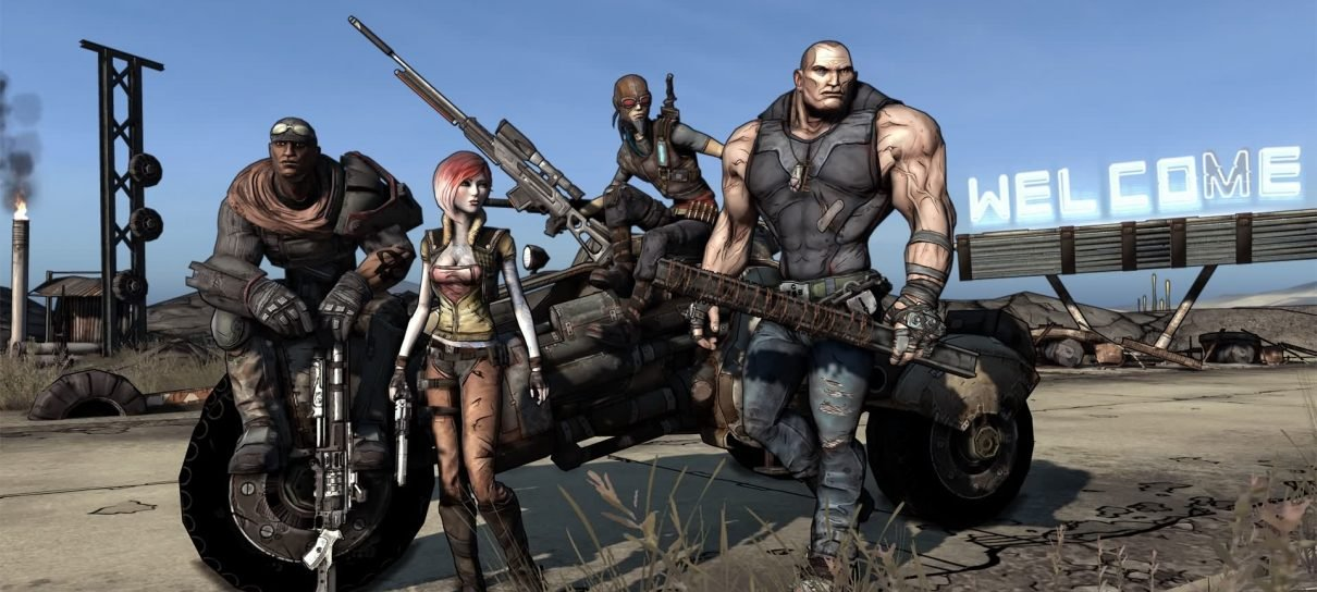 Games With Gold de março inclui Borderlands e Lords of The Fallen