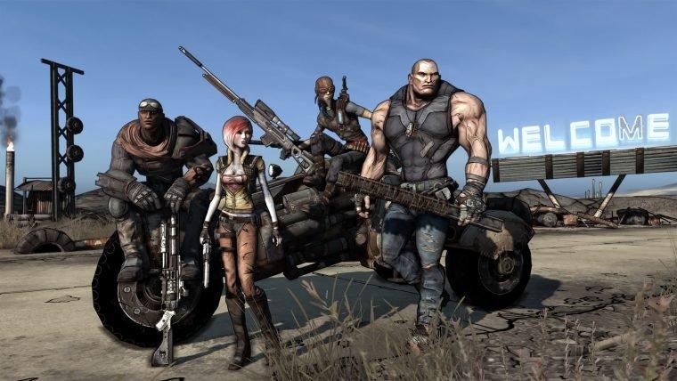 Games With Gold de março inclui Borderlands e Lords of The Fallen