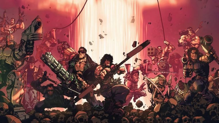 Galak-Z e Broforce estão nos jogos grátis da PlayStation Plus em março