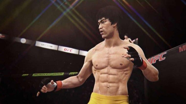 Bruce Lee agora faz parte do UFC Mobile