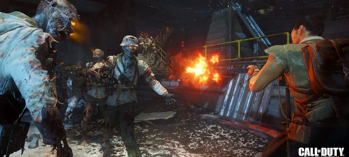 call of duty black ops 3 zombies