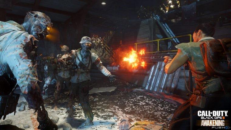 Vídeo de Call of Duty: Black Ops 3 foca no novo mapa de Zombies