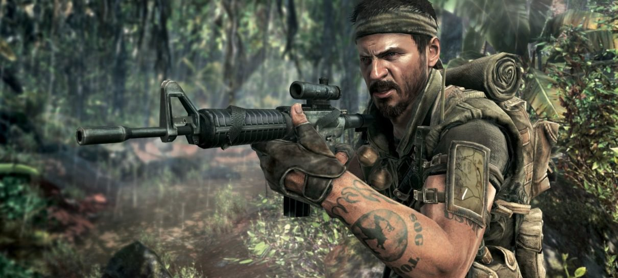 Call of Duty Black Ops chega ao Xbox One através da retrocompatibilidade