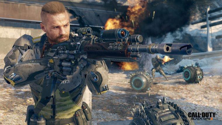 Black Ops 3 e GTA V foram os jogos mais vendidos de janeiro nos EUA