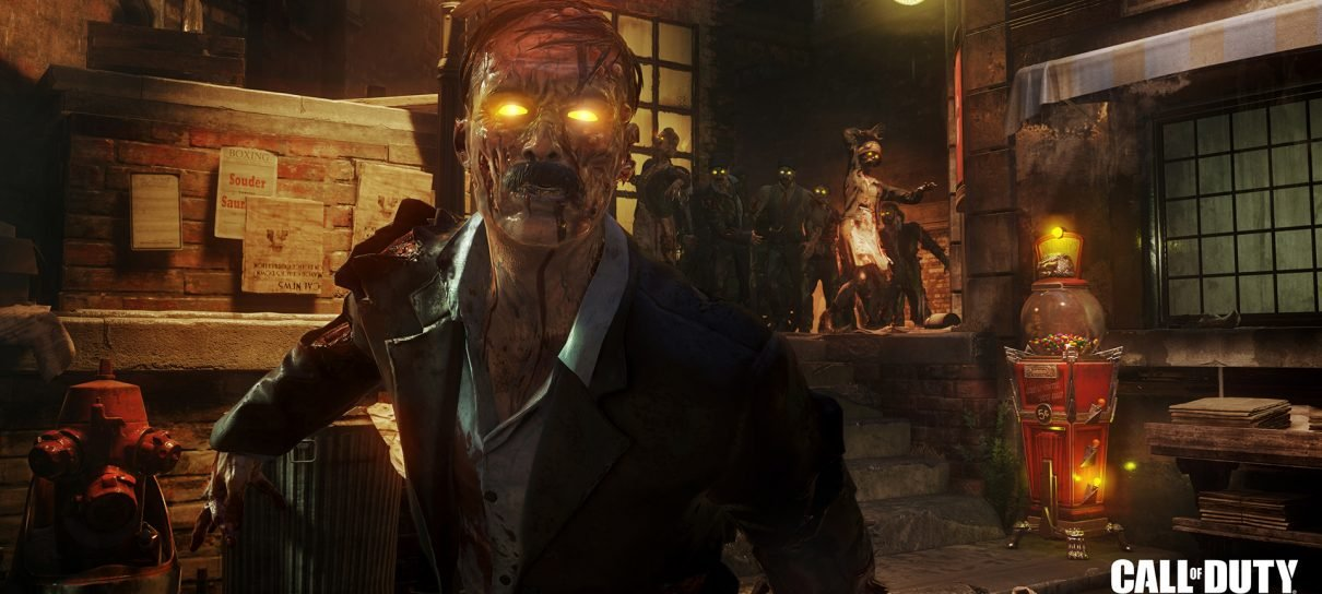[SDCC] Treyarch apresenta modo zumbi de Call of Duty: Black Ops 3