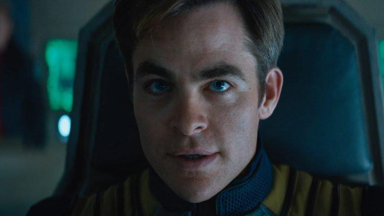 Star Trek: Sem Fronteiras   Entreprise levanta voo no primeiro cartaz do longa
