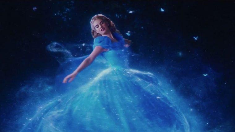 Vídeo detalha os efeitos visuais de Cinderela
