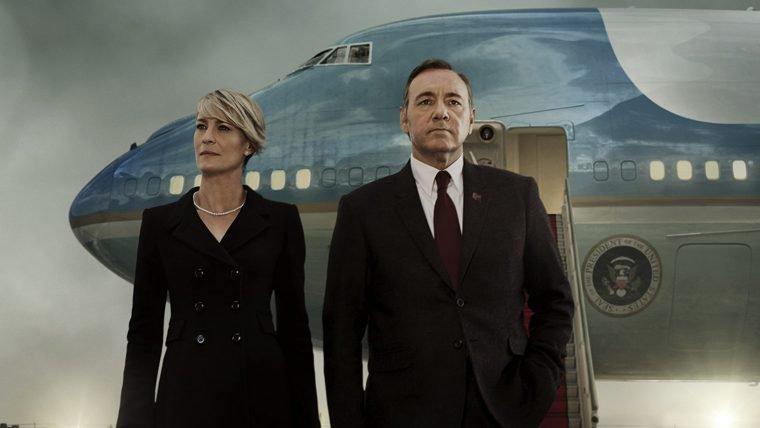 House of Cards   Chefão da Netflix comenta futuro da série sem Kevin Spacey