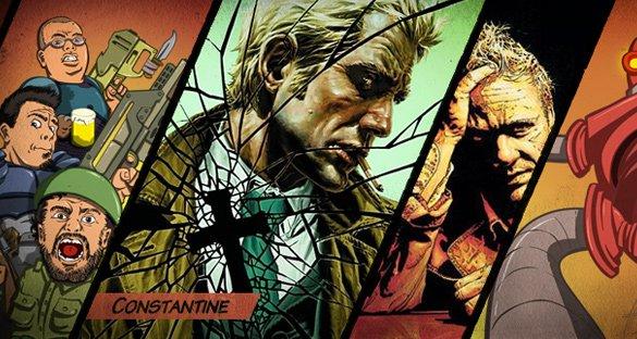 Constantine no Big Brother!