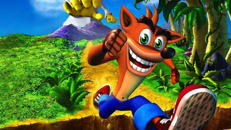 Direitos de Crash Bandicoot ainda estão com a Activision