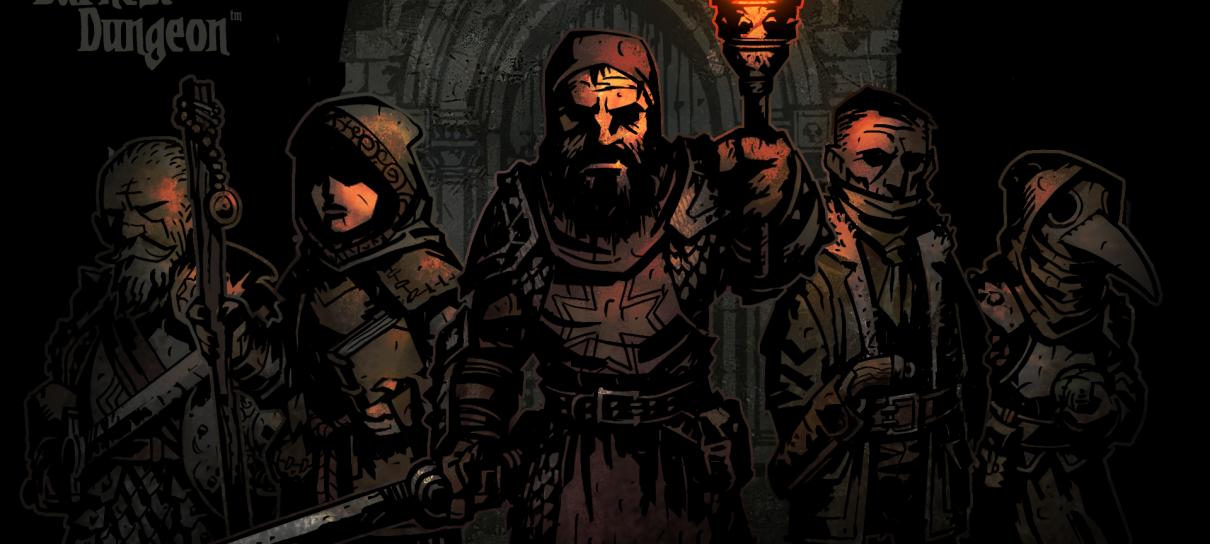 Darkest Dungeon tem data de lançamento