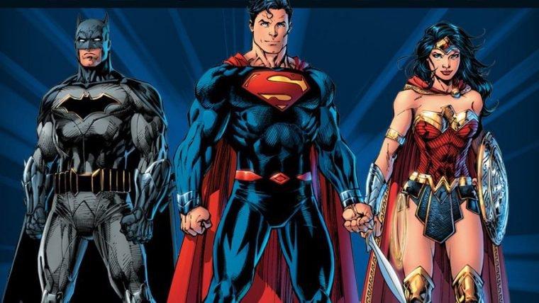 DC Comics revela os novos visuais dos seus personagens para o Rebirth