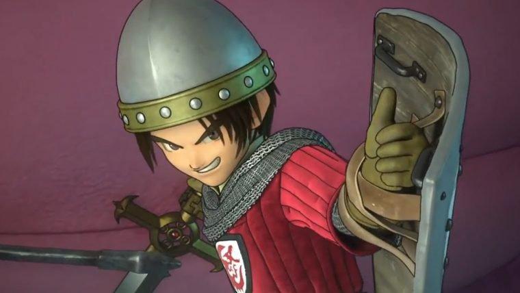 Square Enix vai trazer Dragon Quest X para o PS4, e talvez para NX