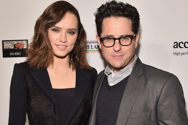 Daisy Ridley e JJ Abrams vão trabalhar juntos em um novo filme