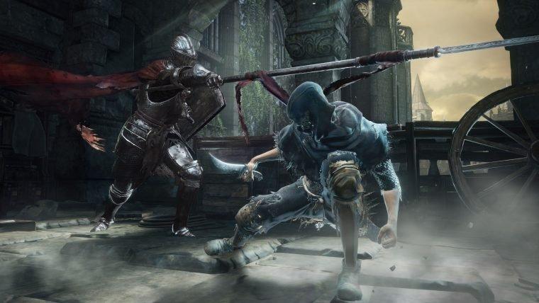 Imagens de Dark Souls 3 mostram novos inimigos e magia