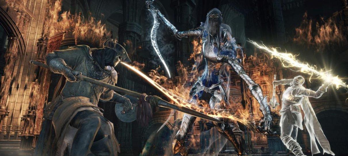 Dark Souls 3 tem data de lançamento e novos trailers