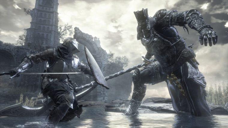 Novas imagens e artes mostram chefões de Dark Souls 3