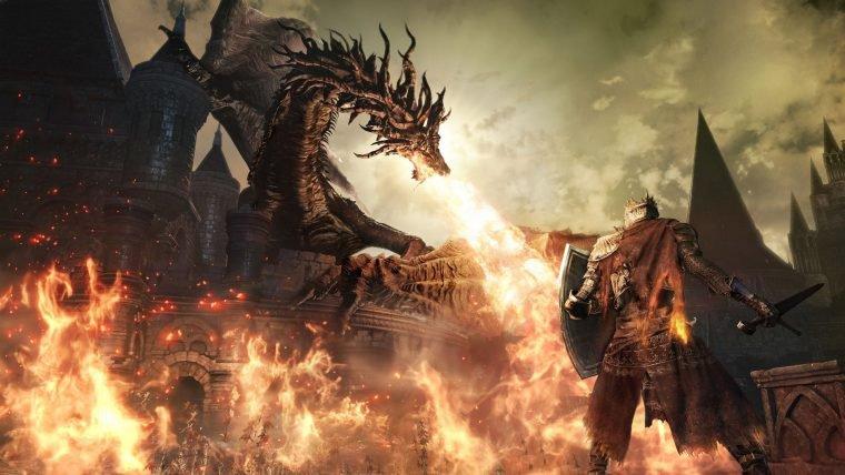 Veja um novo (e curto) trailer de Dark Souls 3