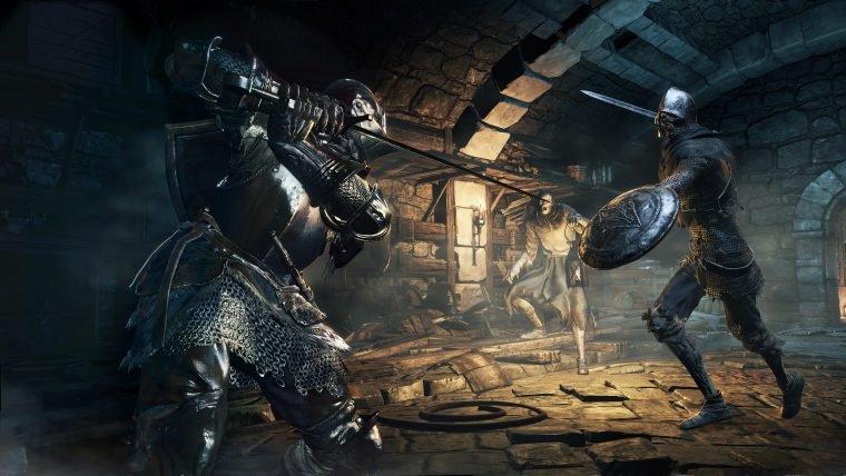 [Gamescom] Testamos - Dark Souls 3