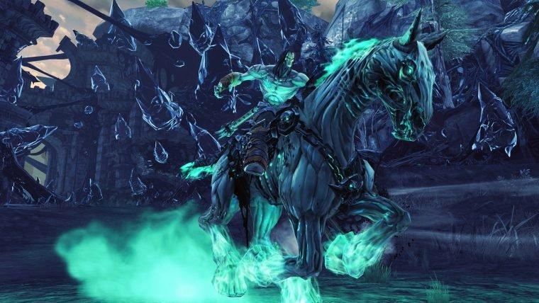 Remaster de Darksiders 2 é oficializado