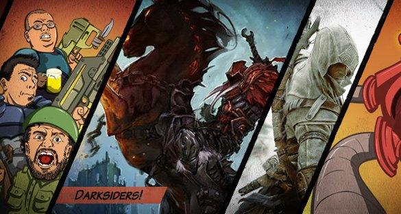 Os Quatro Cavaleiros do Caldinho de Feijão!