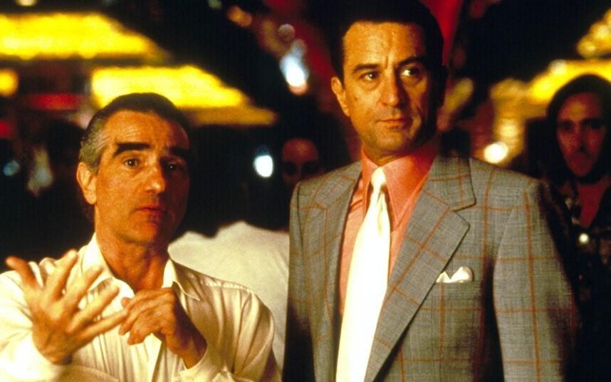 Robert De Niro, Joe Pesci e Al Pacino vão estrelar um filme de Martin Scorsese