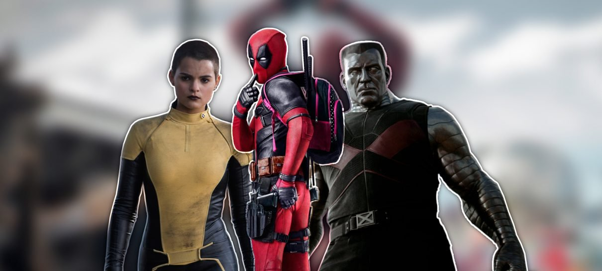 Assistimos Deadpool!