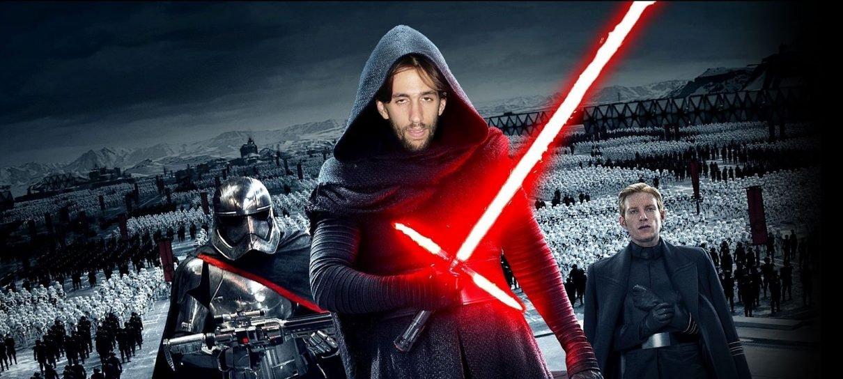 Star Wars VII e o Despertar da Força!