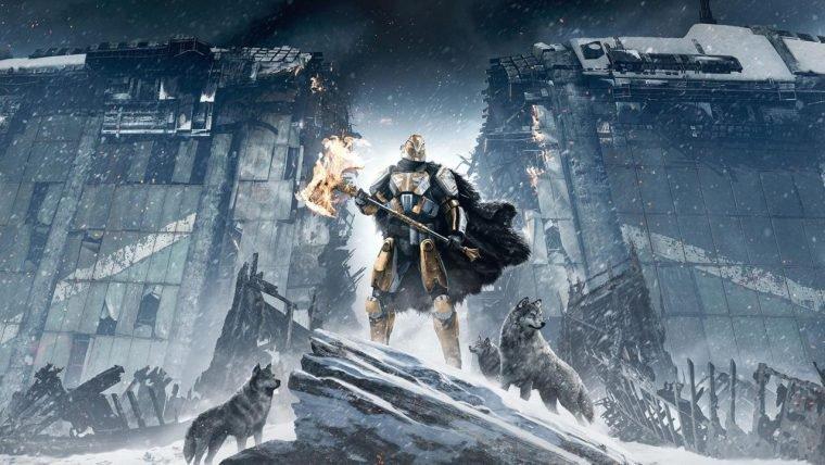 Destiny: Rise of Iron chega em setembro com novas missões, armas e área social