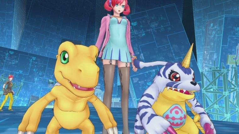 Digimon Story: Cyber Sleuth ganha novo trailer